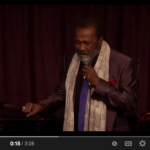 Ben Vereen at the 2014 Bistro Awards