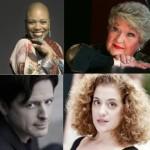 Dee Dee Bridgewater, Marilyn Maye, John Fugelsang, Mary Testa Appearing at 30th Bistro Awards Gala