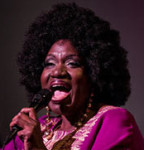 See Outstanding Vocalist Sharon Clark in performance at the Bistro Awards