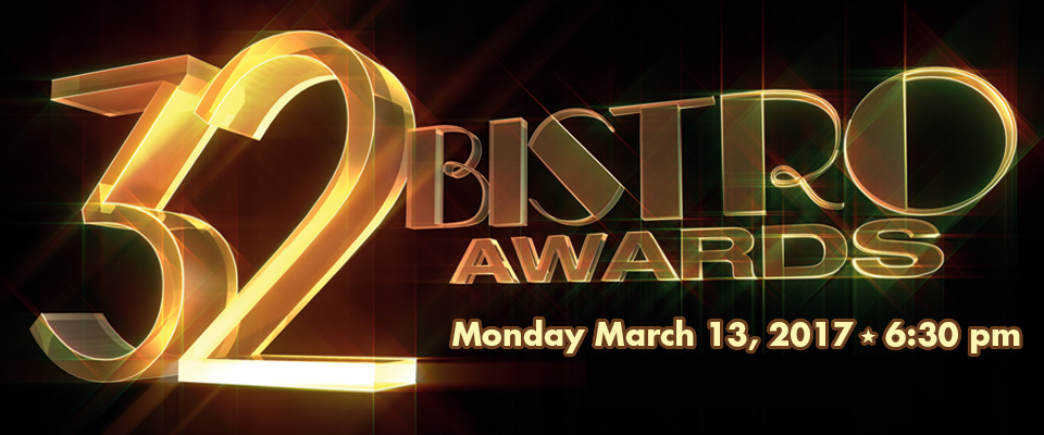 BWW Recap: The 32nd Bistro Awards Honor Best of Cabaret, Comedy and Jazz at Gotham Comedy Club