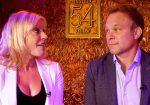 Sherie Rene Scott and Norbert Leo Butz